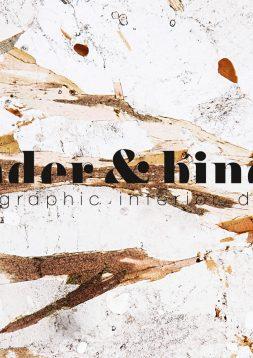 Natursteindarstellungen für die Innenarchitektur – binder & binder