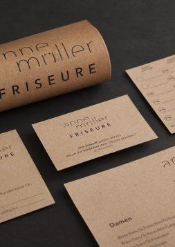 Typveränderung eines Friseursalons – Anne Müller Friseure