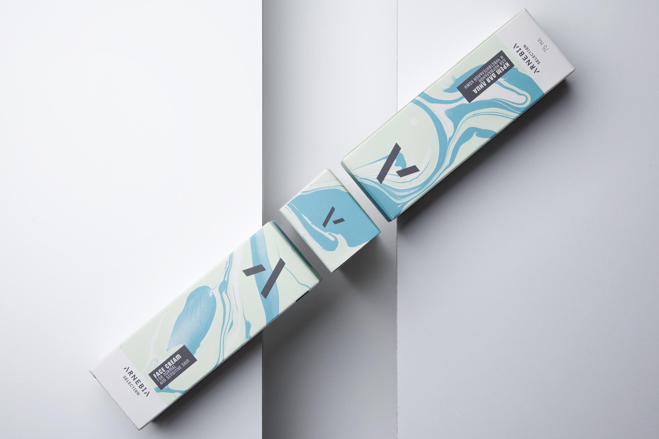 Packaging Arnebia Selection
