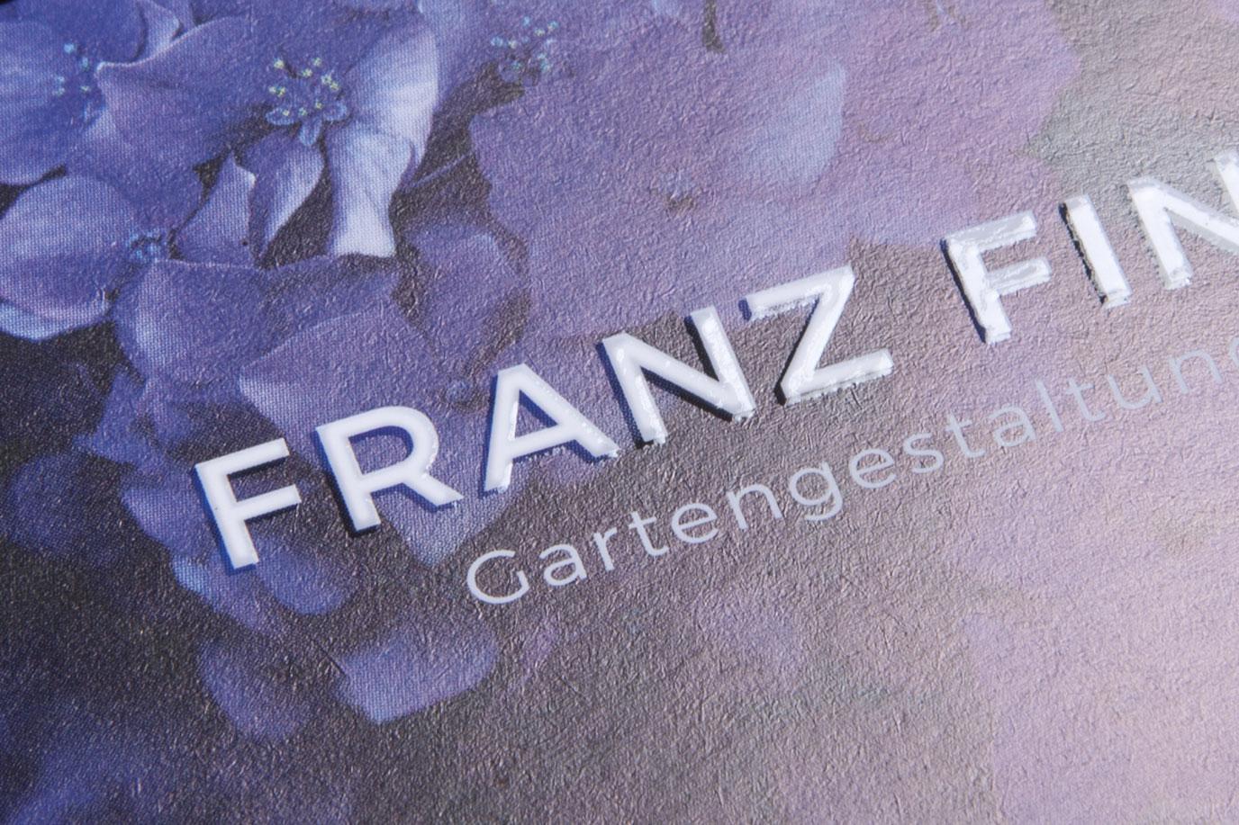 Gutschein Franz Fink Gartengestaltung