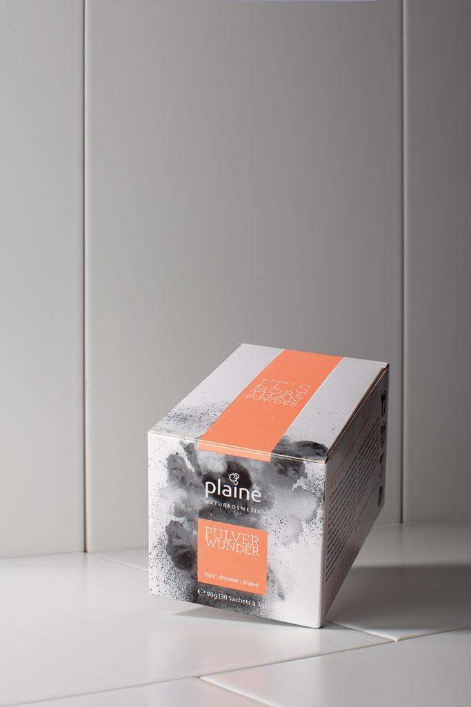 Packaging plaine