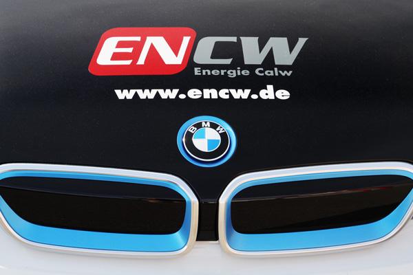 Fahrzeugbeklebung ENCW
