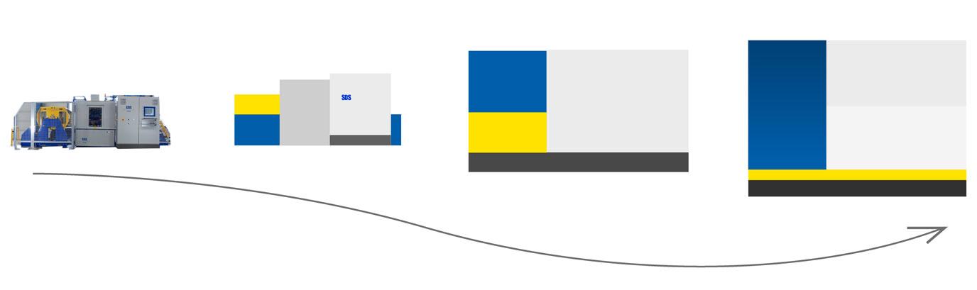 SDS Systemtechnik Color Scheme