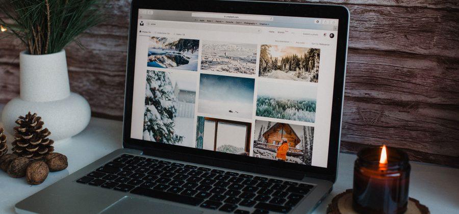 9 besondere Ideen einer digitalen Weihnachtskarte